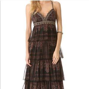 Free People Maxi formal dress